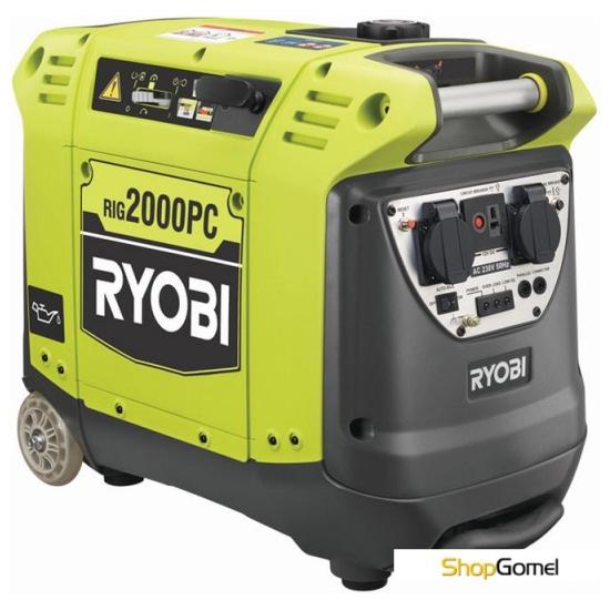 Бензиновый генератор Ryobi RIG2000PC [5133002557]